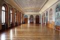 Palazzo della provincia autonoma di trento, sala depero, 1953-56, 01.jpg