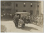Pallbearers Carrying Casket of U.S. Military Aviator from the Second Provisional Wing of the Air Service (16293700794).jpg