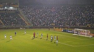 Sport Club do Recife - A match between Sport Recife and Palmeiras in Brasileirão 2007.