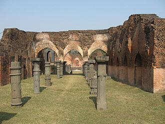 Pandua, Hooghly - Bari Mosque