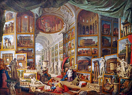 Pannini, Giovanni Paolo - Gallery of Views of Ancient Rome - 1758.JPG