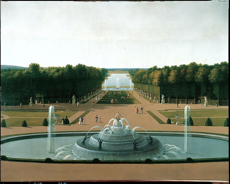 palace and gardens of versailles - image 6