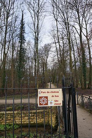 Champigneulles - Arboretum de Bellefontaine.