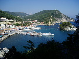 Overview of Parga.