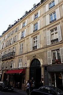 Paris - Hôtel de Martignac - 107 rue de Grenelle - 002.jpg