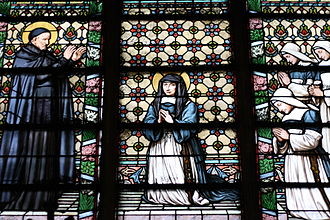 Louise de Marillac - Saint Vincent de Paul and Saint Louise de Marillac