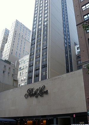 Park Lane Hotel (Manhattan)