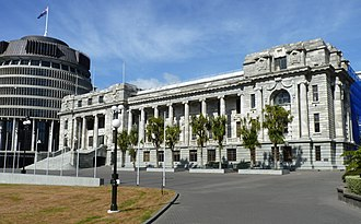 New Zealand Parliament - Image: Parliament House, Wellington, New Zealand (79)