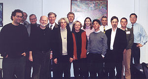 Budapest Open Access Initiative - Participants at meeting in Budapest, December 1, 2001