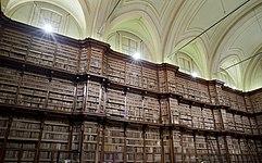 Particolare - Biblioteca Angelica
