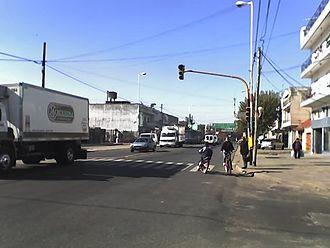 Paso del Rey - Mitre Avenue