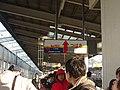 Passengers at the platform in Fukushima Station.jpg