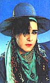 Patrick Knight as Boy George