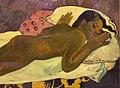 Paul gauguin, manaò tupapaù (spirito dei morti che guarda), 1892, 03.jpg