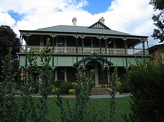 Pembroke School, Adelaide - Bills House, King's Campus