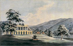 Air Itam - Suffolk House in 1811