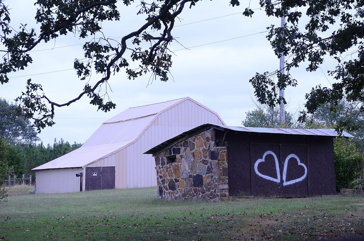& Pence-Carmichael Farm Barn and Root Cellar - Wikipedia