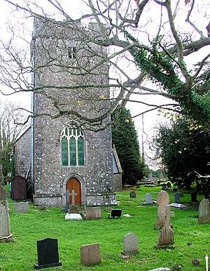 Penmark - Image: Penmark Church 2