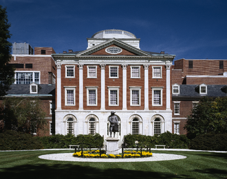 Pennsylvania Hospital - Main building of Pennsylvania Hospital