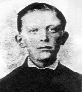 Yngsjö murder - Image: Per Nilsson (1862 1918)