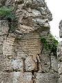 Perge - Frigidarium 4 Ansatz Ziegelgewölbe.jpg