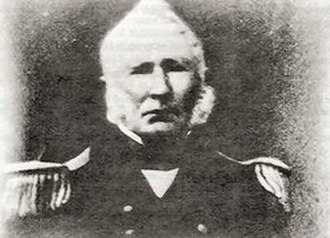 Charles Boarman - Rear Admiral Charles Boarman