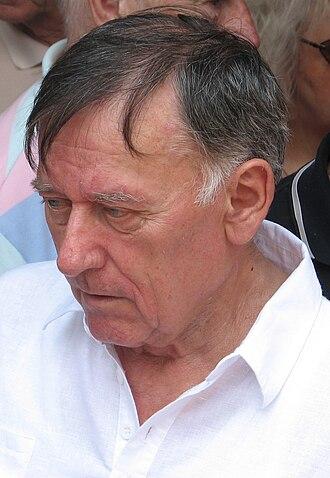 Petar Kralj - Petar Kralj in 2010.