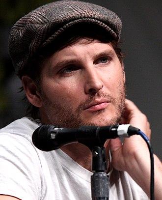 Peter Facinelli - Facinelli at the 2012 San Diego Comic-Con International