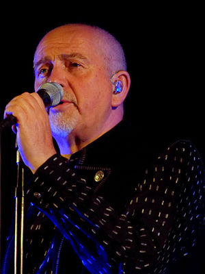 The Lamb Lies Down on Broadway - The album's concept and story was conceived by the band's original lead singer, Peter Gabriel.