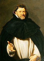 Portrait of Michiel Ophovius (1570-1637), bishop of 's-Hertogenbosch