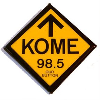 KOME - Image: Photo of KOME 98.5 Button