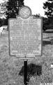 Photograph of Fort Massac Historical Marker - NARA - 2129082.tif