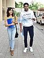 Photos-Abhimanyu-Dassani-and-Shirley-Setia-snapped-at-Sabbir-Khan's-office-4.jpg