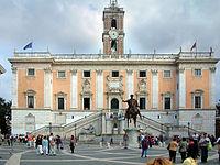 Piazza del Campidoglio (Campitelli)
