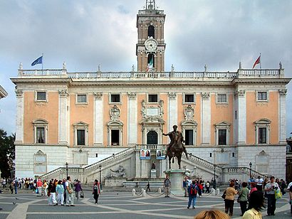 How To Get To Campidoglio In Roma By Bus Metro Or Train