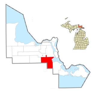Pickford Township, Michigan Civil township in Michigan, United States