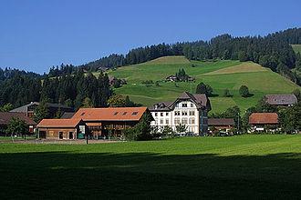 Eggiwil - Eggiwil village