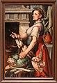 Pieter aertsen, la cuoca, 1559, 01.JPG