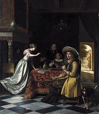 Pieter de Hooch - Card Players at a Table - WGA11714.jpg
