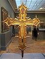 Pietro di francesco orioli, croce processionale, 1480-90 ca. (siena) 02.JPG
