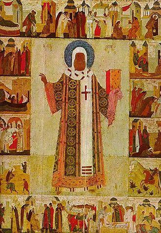 Saint Peter of Moscow - Image: Pietrodi Mosca