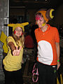 Pikachu and Raichu by LuckyLoser34.jpg