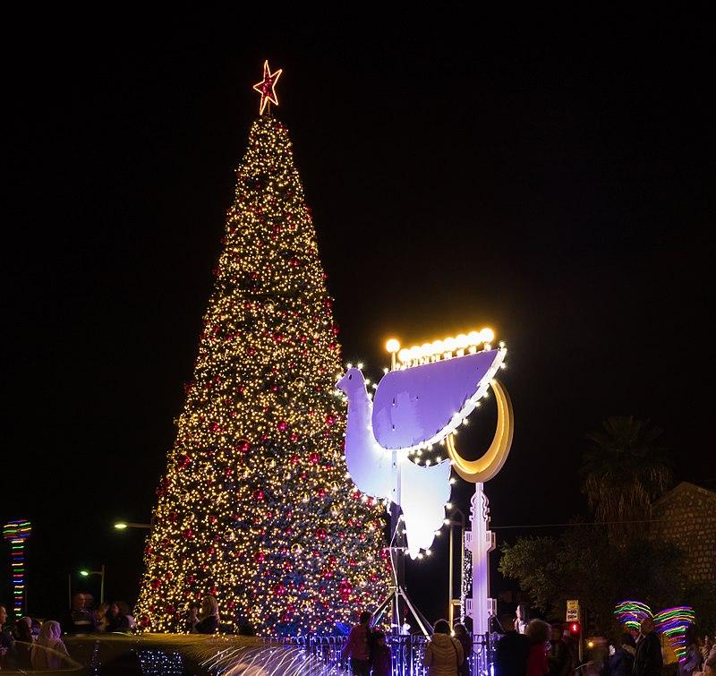 חג המולד בוואדי ניסנאס