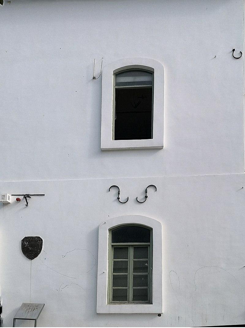 המבנה הישן של עיריית ראשן לציון