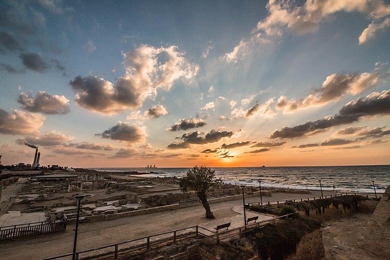 פארק לאומי קיסריה