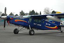 Pilatus PC-6 Porter - Wikipedia