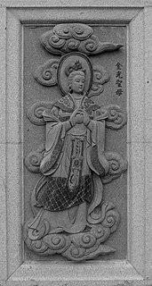 Jinling Shengmu