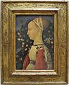 Pisanello, ritratto di principessa, 1435-40 ca. 01.JPG