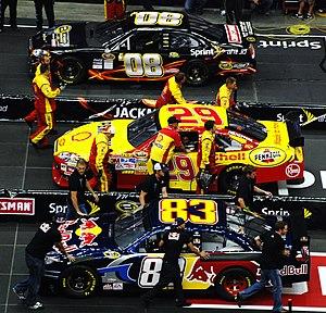 NASCAR Pit Crew Challenge (2008)