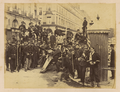 Place Vendôme (Group of Federated Soldiers near the Barricade in the Rue Castiglione) WDL1274.png